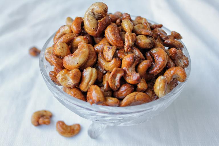 honungs-cashews