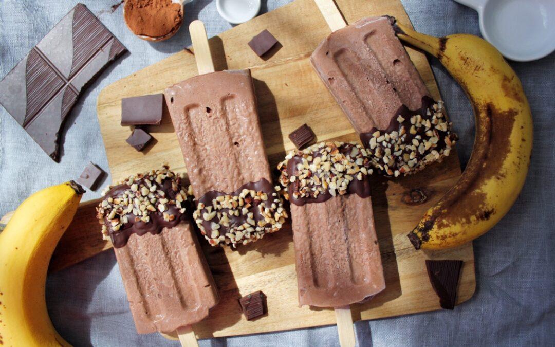 Choklad nicecream