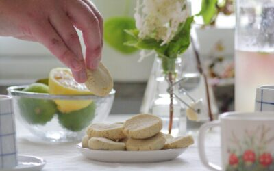 Citronkakor