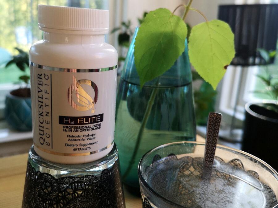 H2 Elite – ett kosttillskott som kan hjälpa vid MCS