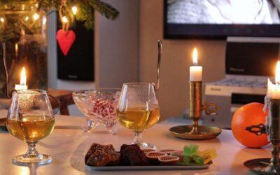 Planera maten och fikat till advent och jul