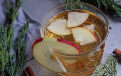 Äppelmustdrink