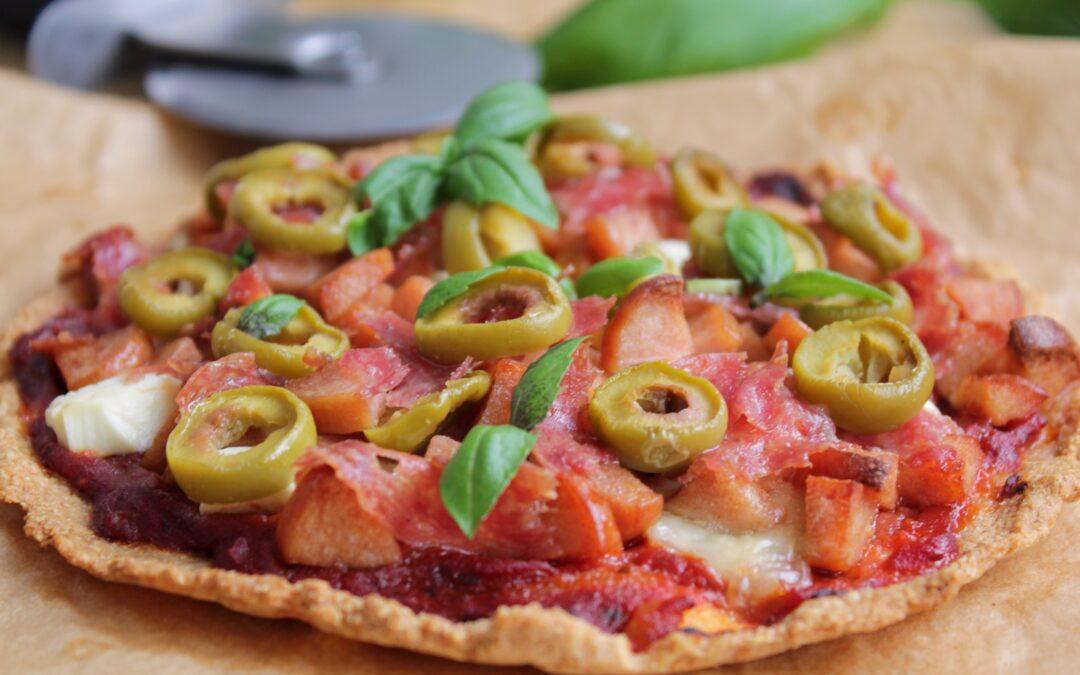 Paleopizza